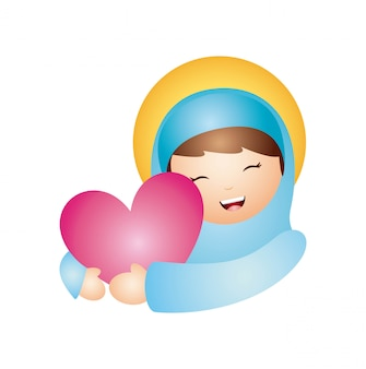 Catholic love design