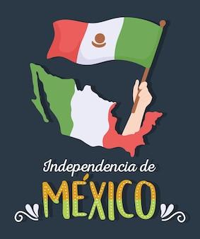 Празднование дня независимости мексики
