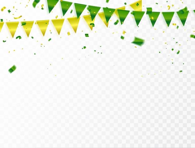 Celebration background template