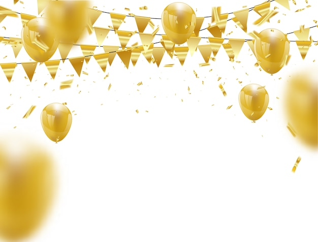 Celebration party banner