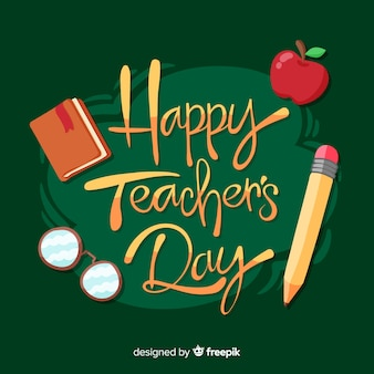 Celebration of world teacher's day