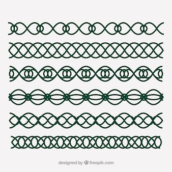 Celtic & elven decorations