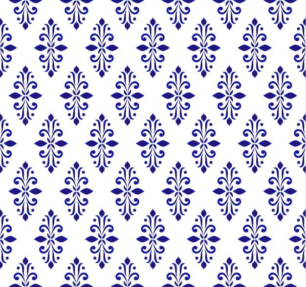 세라믹 패턴, 도자기 현대 원활한 디자인