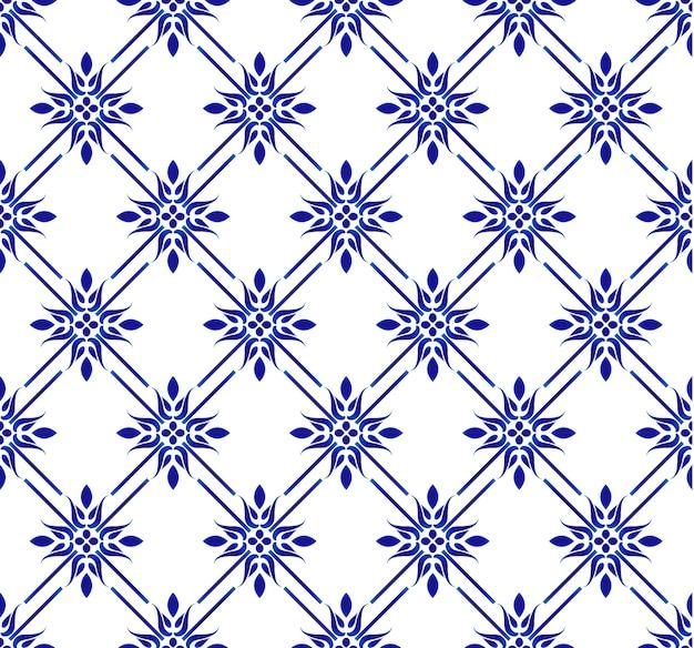 Ceramic thai pattern