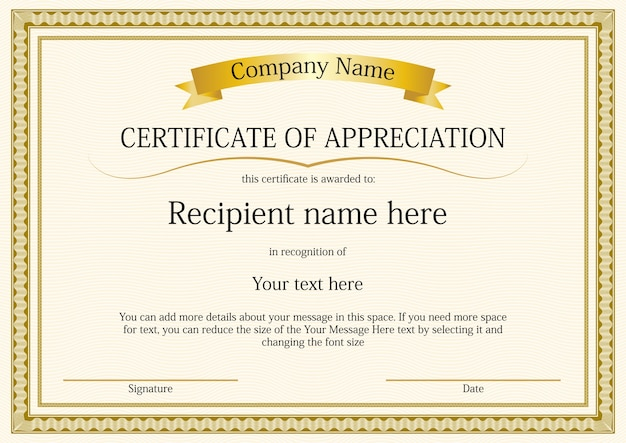 Certificate Border Pattern Vectors Photos And Psd Files Free Download