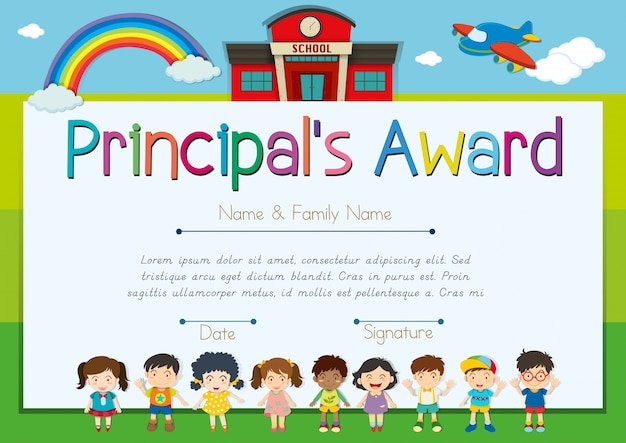 School Certificate Vectors, Photos and PSD files | Free Download