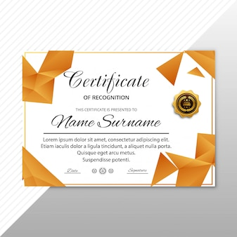 Business certificate vectors photos and psd files free download certificate template accmission Image collections