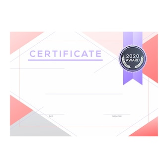 Сертифицированный шаблон логотипа