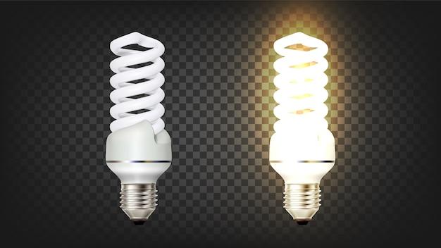 Электрическая компактная люминесцентная лампа cfl
