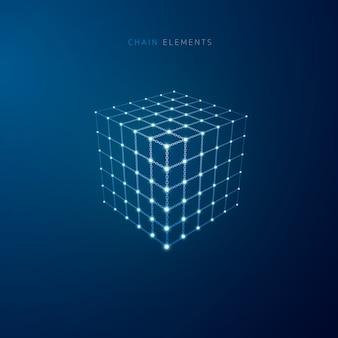 Chain element