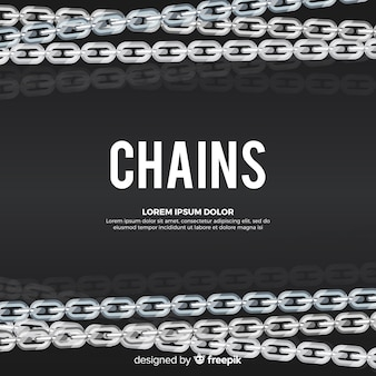 Chains background