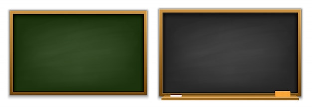 Chalkboard school, education blackboard