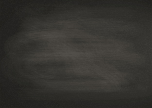 Chalkboard texture vector illustration. school blackboard background.