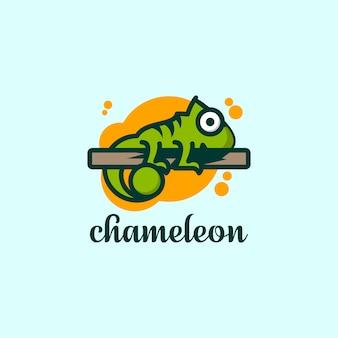 Логотип chameleon