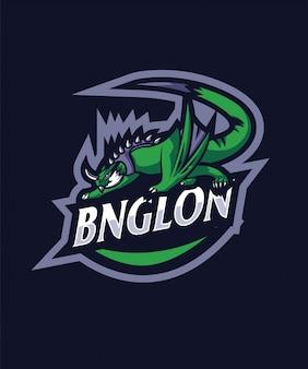 Chamelon sports logo