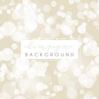 Champagne background design