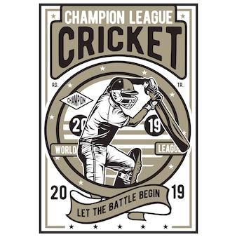 Champion league cricket