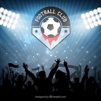 チャンピオンのサッカークラブ