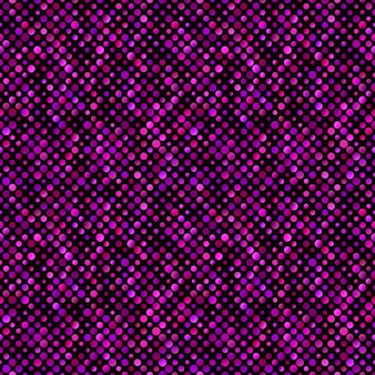 Chaotic dot pattern background - abstract vector graphic