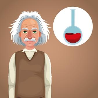 キャラクターサイエンス物理的思考テストチューブラボ