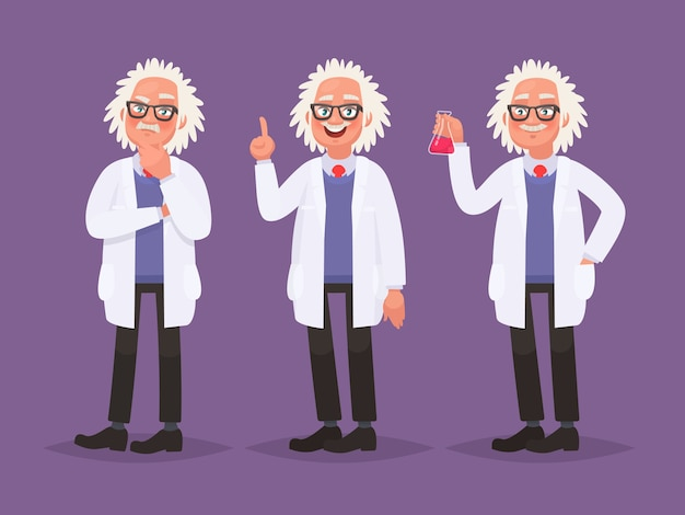 Character set of a scientist