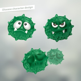 Characteristics of bacterial viruses