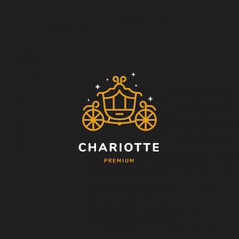 Chariot gold logo.