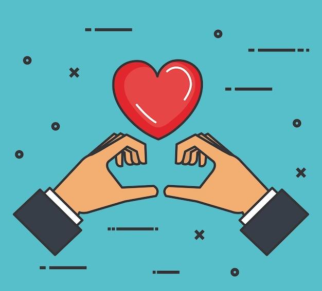 慈善団体と寄付はあなたの愛を与えて共有します