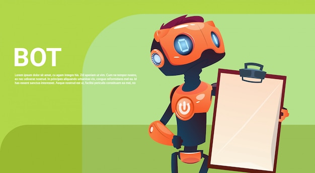 Chat bot, robot virtual assistance element of website or mobile applications, artificial intelligenc