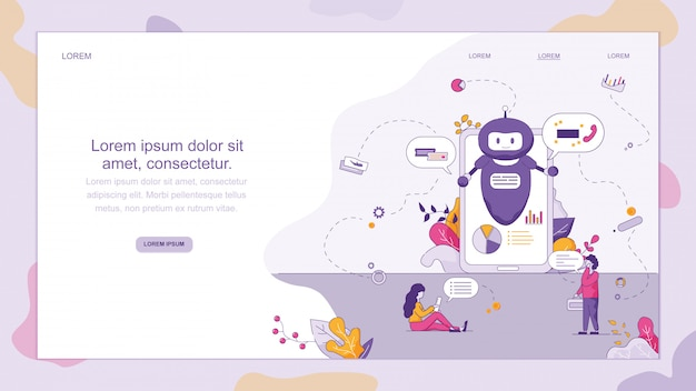 Chat support smart chatbot