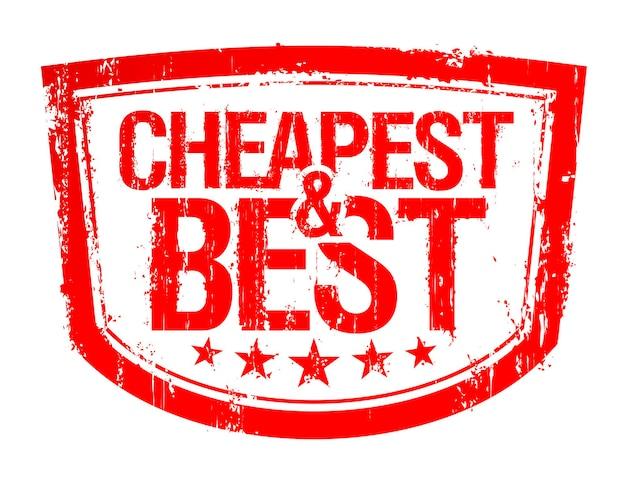Самый дешевый и лучший штамп вектор отпечаток teamplate