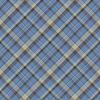 Check plaid seamless fabric texture. diagonal print textile