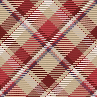 Check plaid seamless fabric texture. diagonal print textile