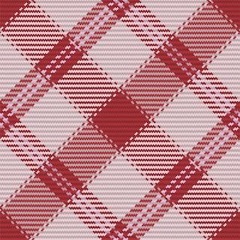 격자 무늬 원활한 패브릭 질감을 확인합니다. 대각선 프린트 직물