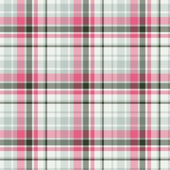 チェック柄のシームレスパターンをチェック。テキスタイル飾りの背景。タータン。