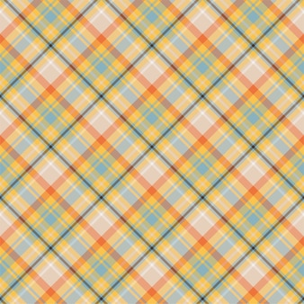 Check plaid seamless pattern. background of textile ornament. flat fabric design. tartan.
