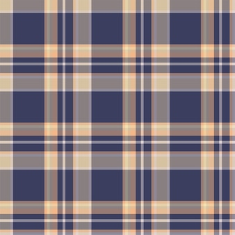 チェック柄のシームレスパターンをチェック。テキスタイル飾りのベクトルの背景。タータン。