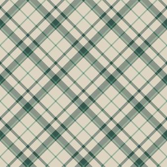 Check plaid seamless pattern. vector background of textile ornament. flat fabric design. tartan.
