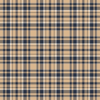 Check plaid seamless pattern. vector background of textile ornament.