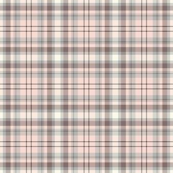Check plaid seamless pattern.