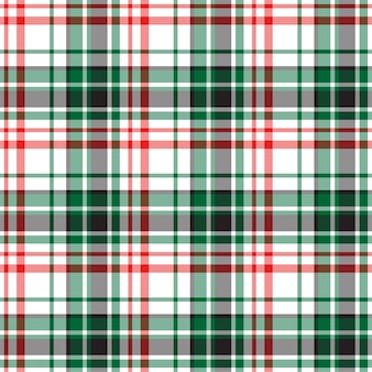 Check plaid seamless pattern.