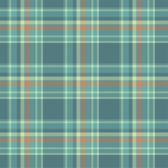 Check plaid seamless pattern