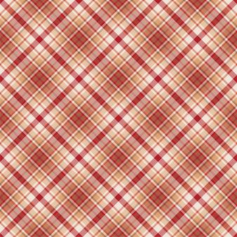Check plaid seamless pattern