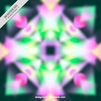 Cheerful kaleidoscope background