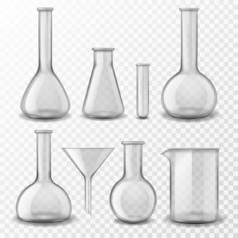 Оборудование для химического стекла.