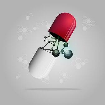 化学薬品 Premiumベクター