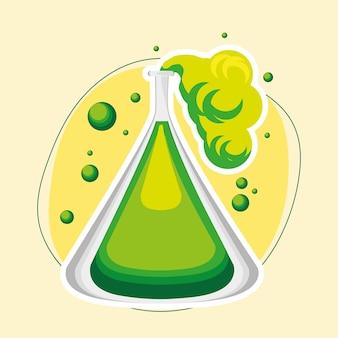 化学物質ボトル