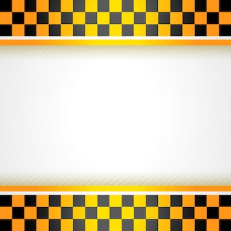 Chequered background, vector illustration
