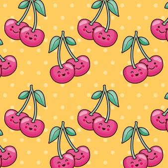 Образец вишни
