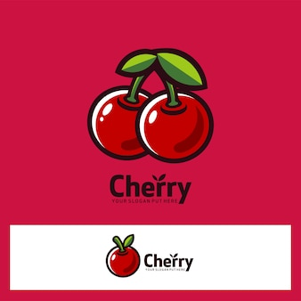 Cherry fruit   logo